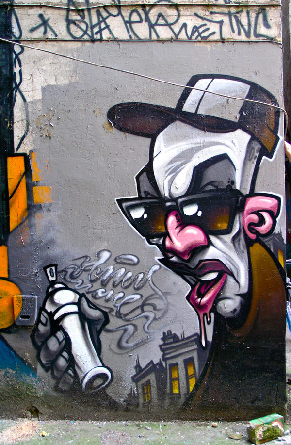 Graffiti 1024 by cmdpirxII