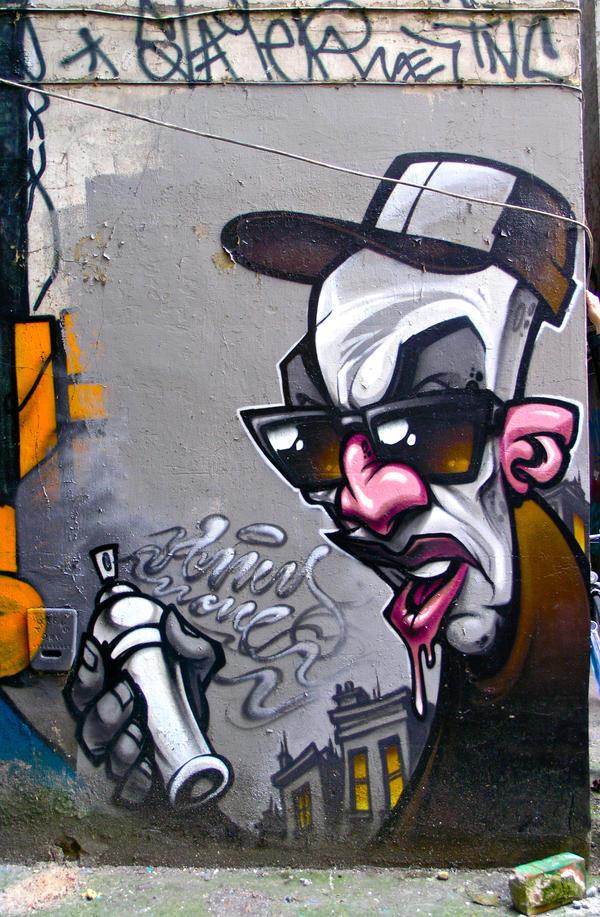 Graffiti 1024 by cmdpirxII