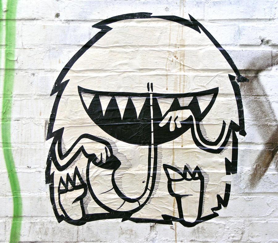 Streetart 1010 by cmdpirxII