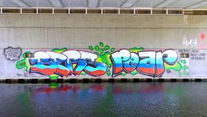 Graffiti 1140 by cmdpirxII