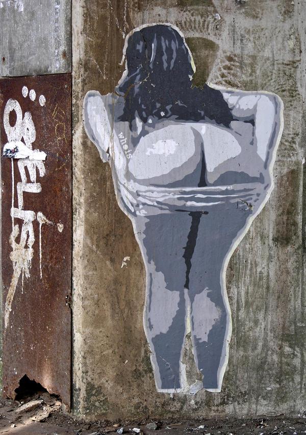 Streetart 1115 by cmdpirxII
