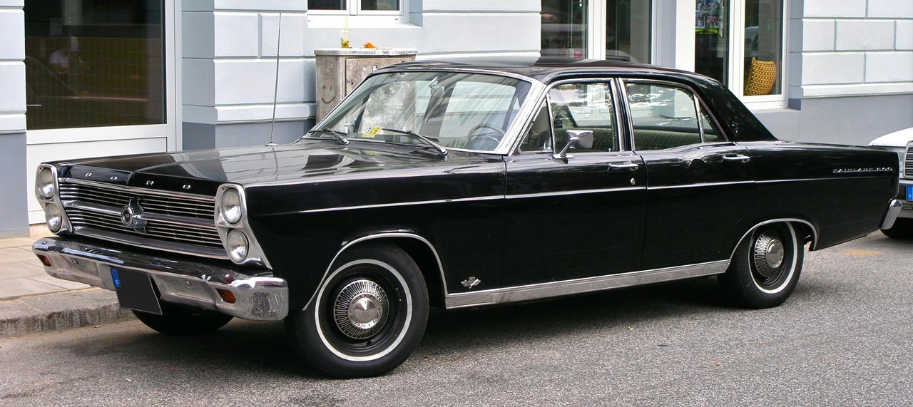 Ford Fairlane 500 1 By CmdpirxII