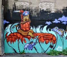 Graffiti 1641 by cmdpirxII