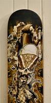 AnusOne-Exhib 'Flesh'n'Bones' 14 by cmdpirxII