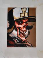 AnusOne-Exhib 'Flesh'n'Bones' 16 by cmdpirxII