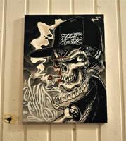 AnusOne-Exhib 'Flesh'n'Bones' 17 by cmdpirxII