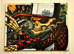 AnusOne-Exhib 'Flesh'n'Bones' 22