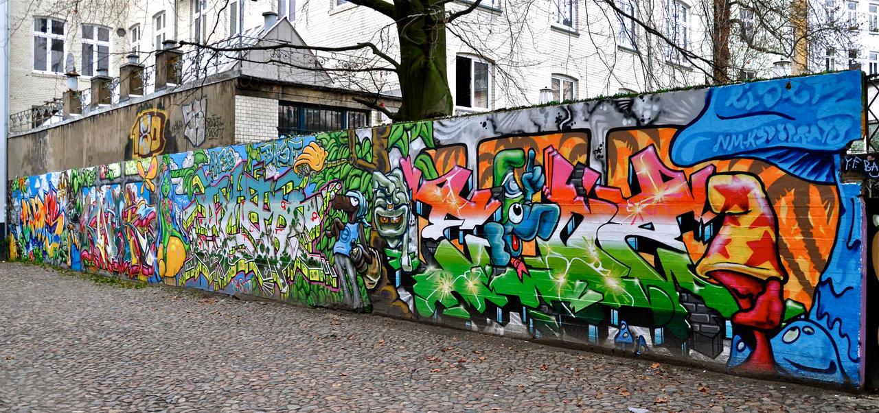 Graffiti 1691 by cmdpirxII