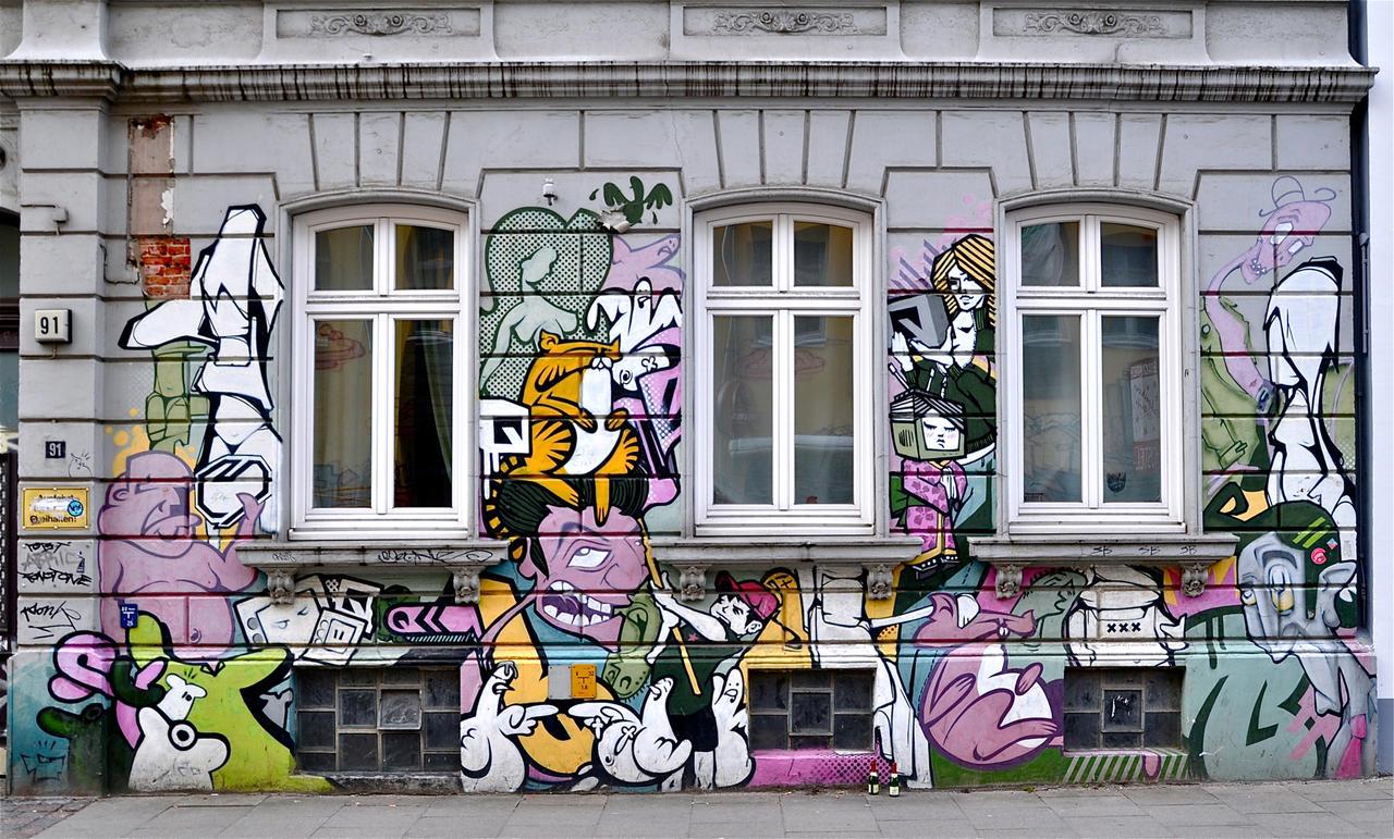 Graffiti 1761 by cmdpirxII