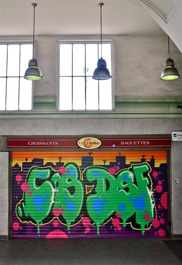 Graffiti 1851 by cmdpirxII