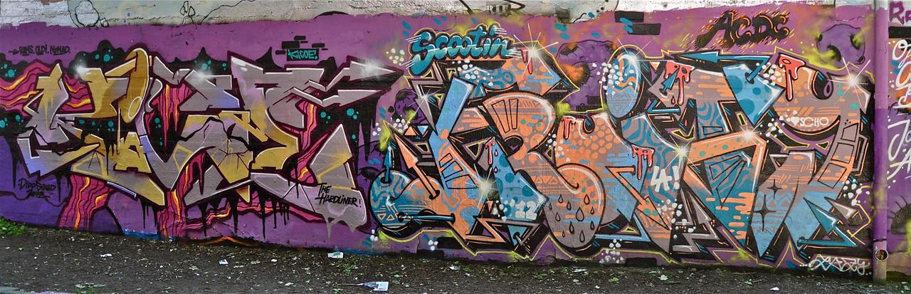 Graffiti 1919 by cmdpirxII