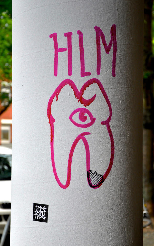 Misc.Streetart 583 by cmdpirxII