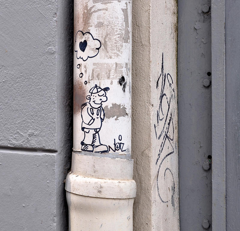 Misc.Streetart 585 by cmdpirxII