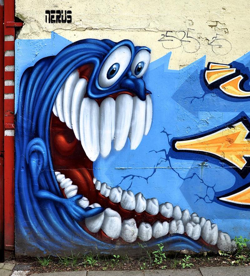 Graffiti 2031 by cmdpirxII