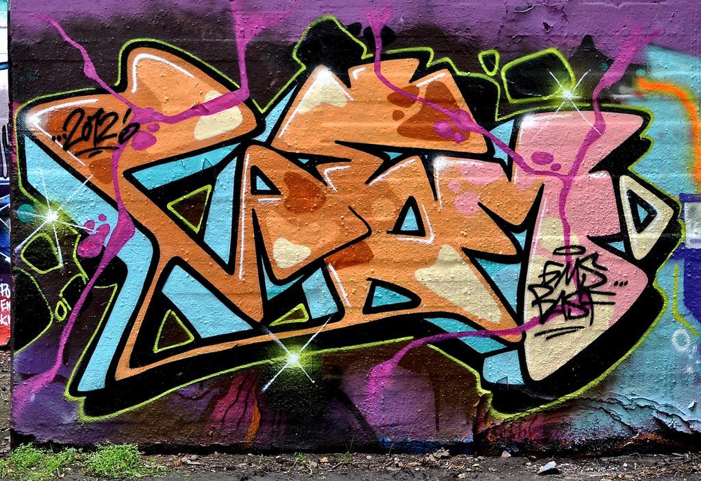 Graffiti 2065 by cmdpirxII
