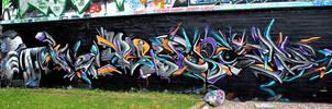 Graffiti 2071 by cmdpirxII