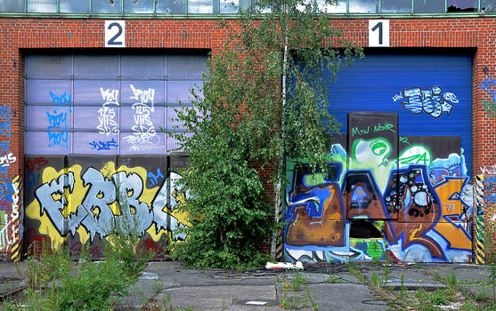 Graffiti 2090