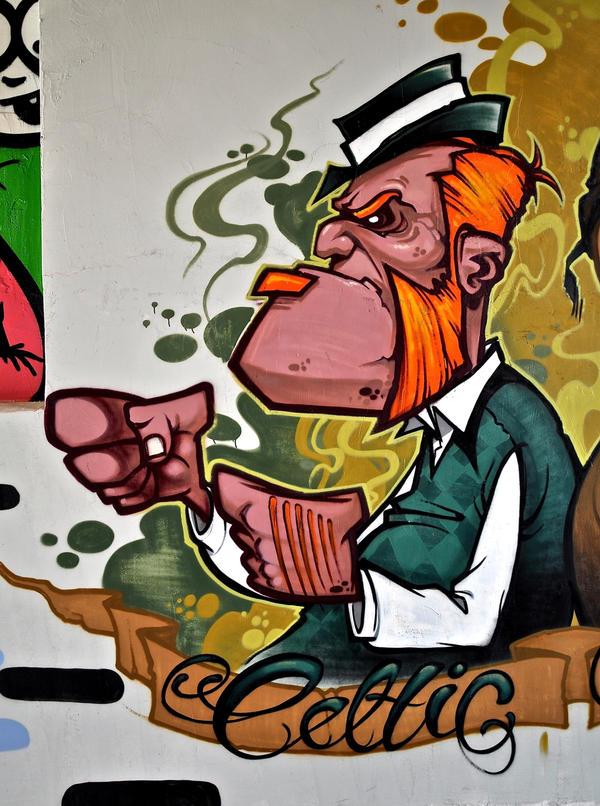 Graffiti 2144 by cmdpirxII