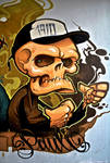 Graffiti 2145 by cmdpirxII