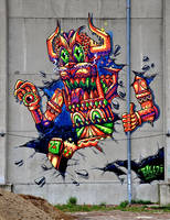 Graffiti 2191 by cmdpirxII