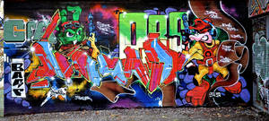Graffiti 2202