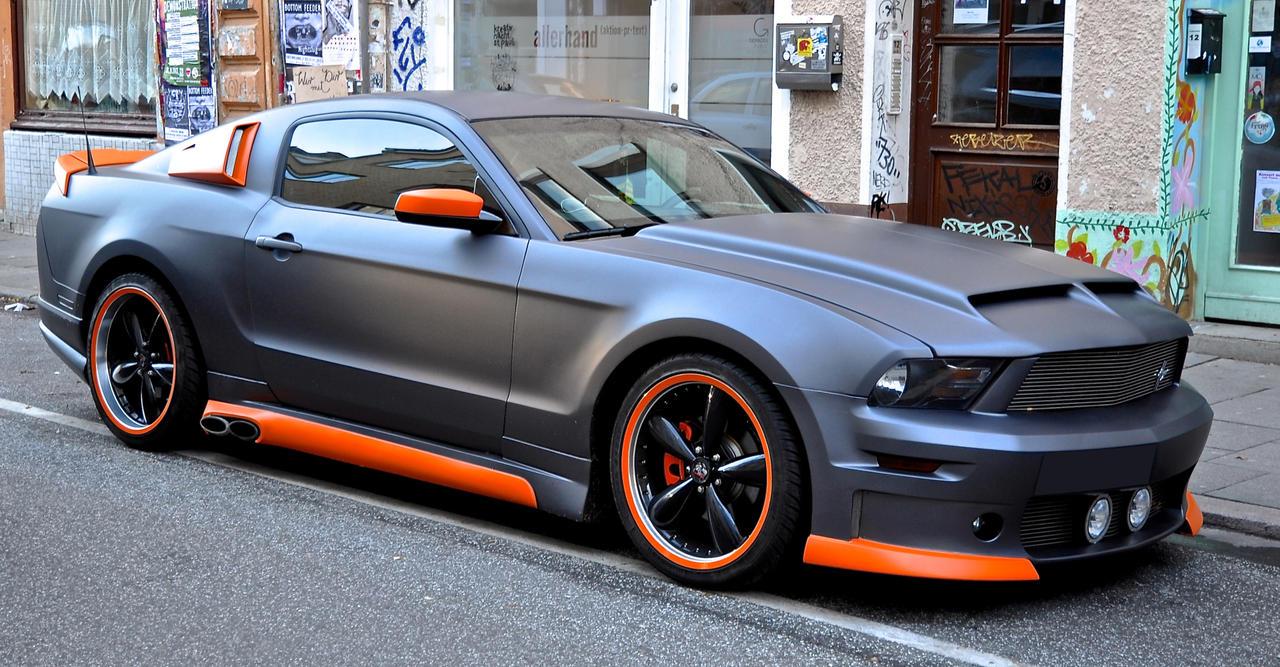 Mustang GT 1 by cmdpirxII