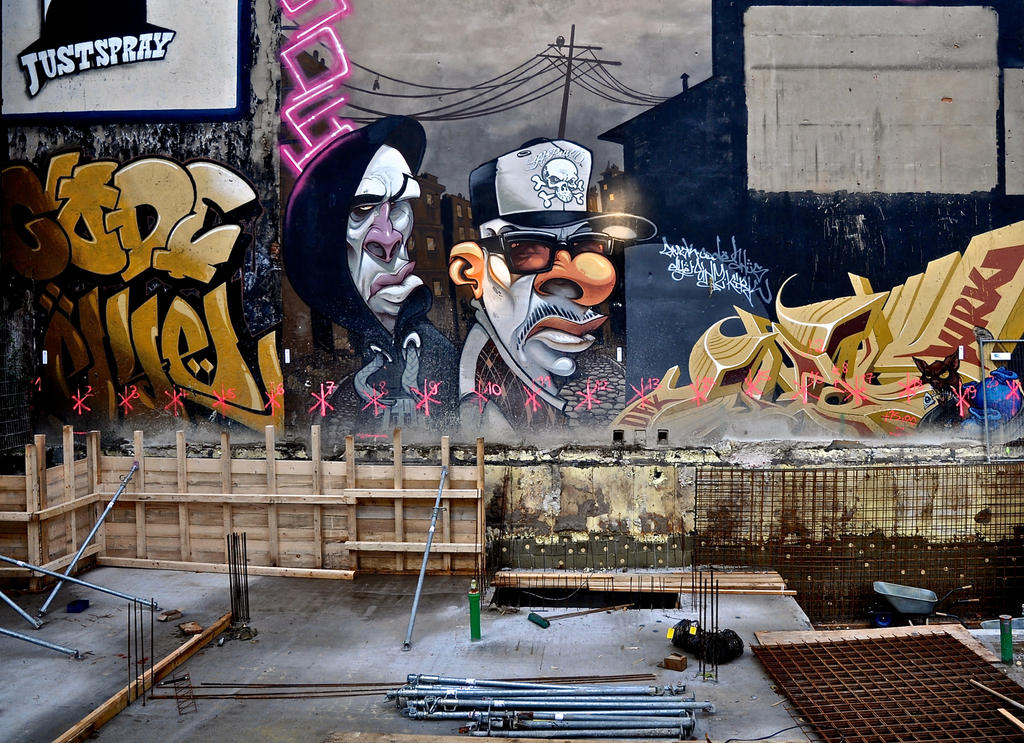 Graffiti 2207 by cmdpirxII