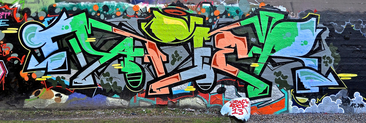 Graffiti 2211 by cmdpirxII