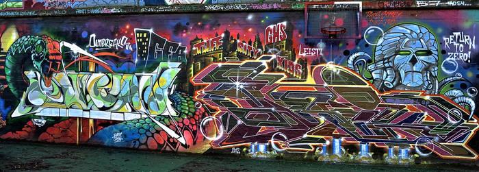 Graffiti 2213 by cmdpirxII