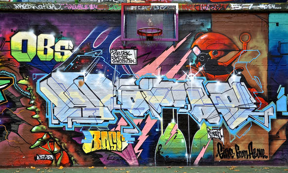 Graffiti 2219 by cmdpirxII