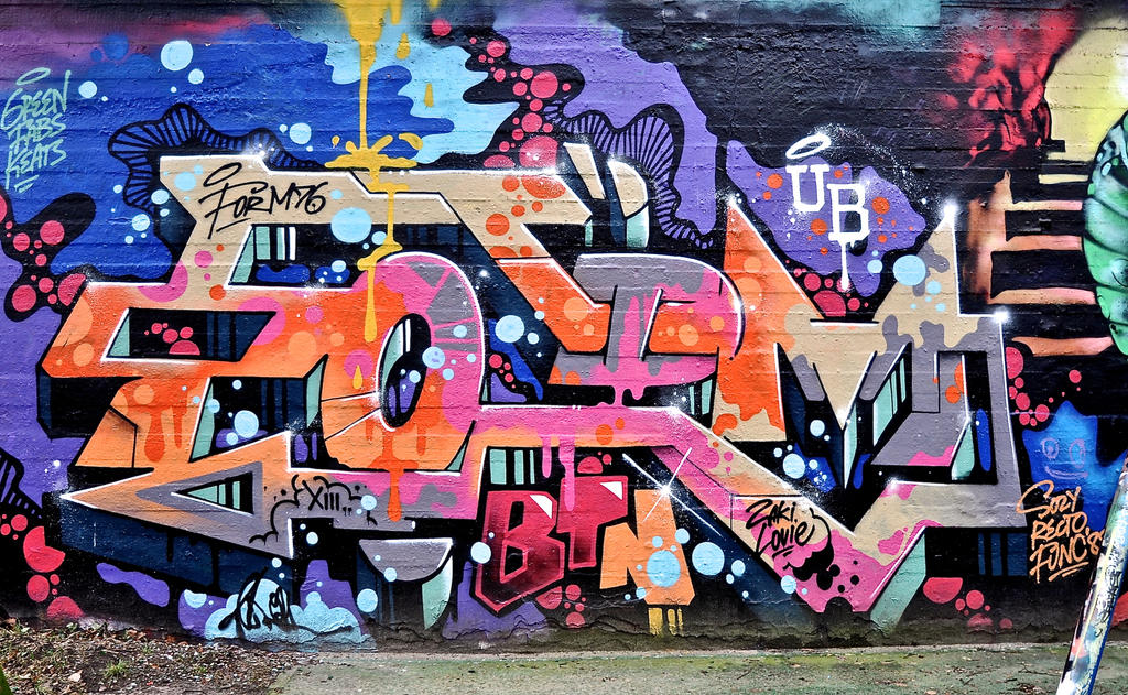 Graffiti 2243 by cmdpirxII