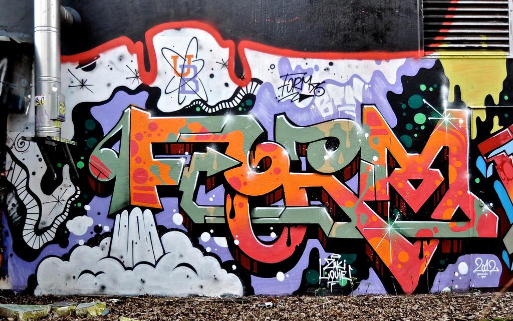 Graffiti 2272 by cmdpirxII