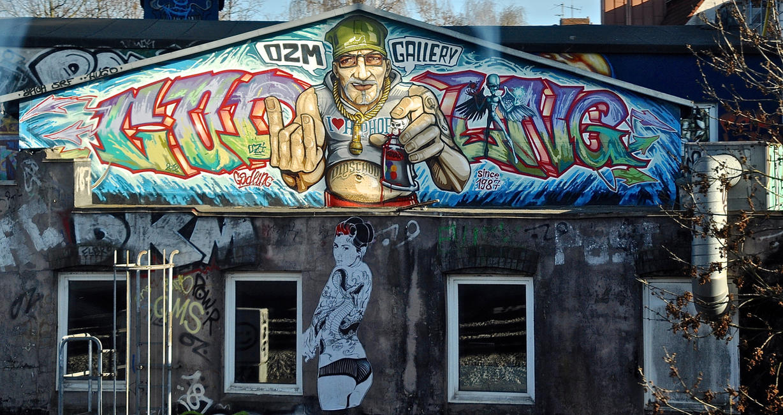 Graffiti 2399 by cmdpirxII