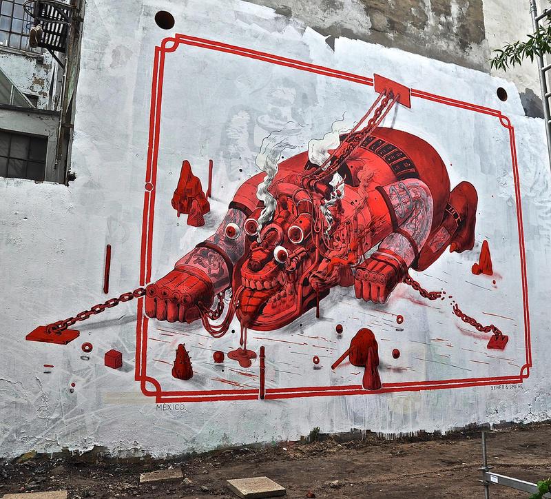 Graffiti 2476 by cmdpirxII