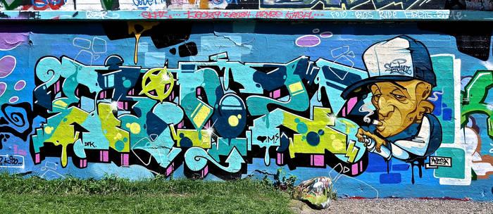 Graffiti 2486 by cmdpirxII