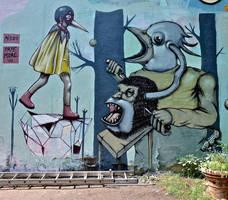 Graffiti 2491 by cmdpirxII