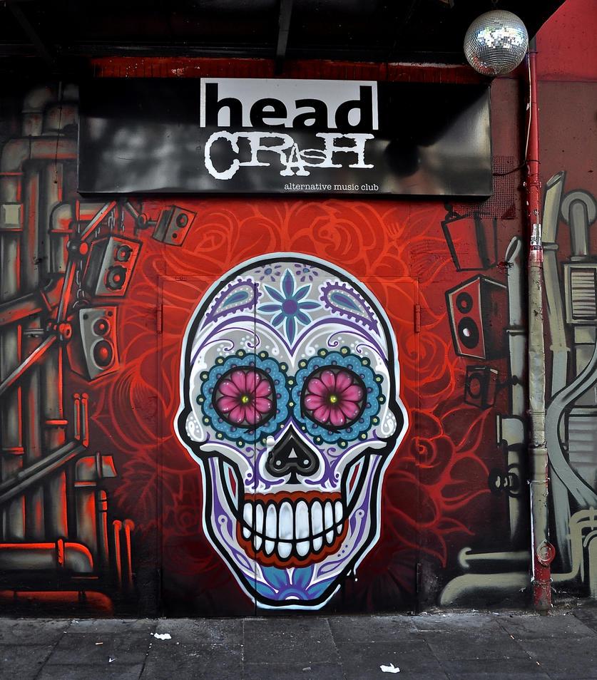 HeadCrash Entry by cmdpirxII