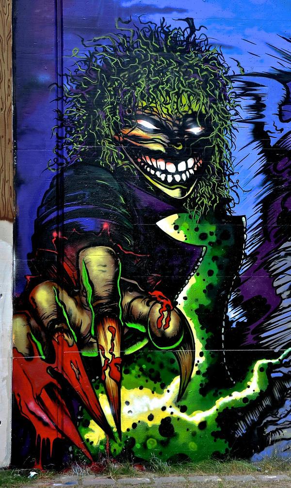 Graffiti 2633 by cmdpirxII