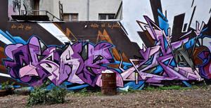 Graffiti 2687 by cmdpirxII