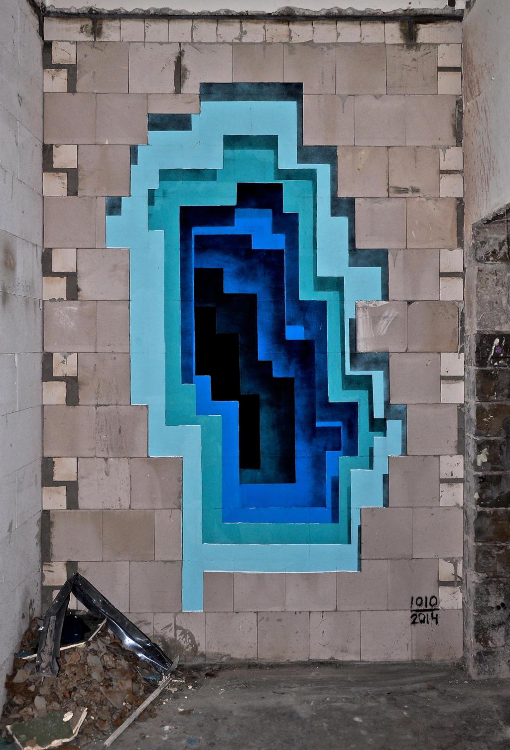 Graffiti 2853 by cmdpirxII