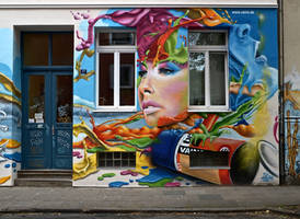 Graffiti 2995 by cmdpirxII