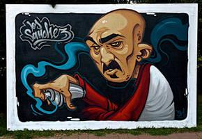 Graffiti 3055 by cmdpirxII
