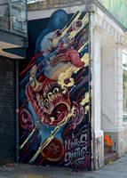 Graffiti 3125 by cmdpirxII