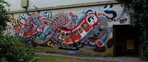 Graffiti 3128 by cmdpirxII