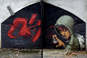Graffiti 3164 by cmdpirxII