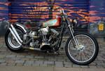 Custom Harley by cmdpirxII