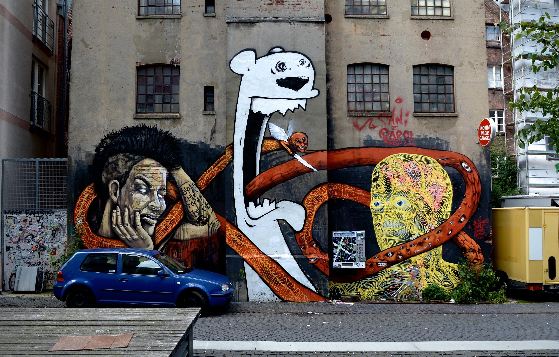 Graffiti 3530 by cmdpirxII