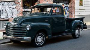 Chevy Truck -1
