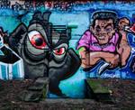 Graffiti 3717 by cmdpirxII