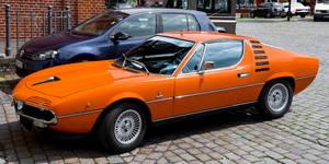 1971 Alfa Romeo Montreal by cmdpirxII